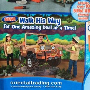 walkhisway